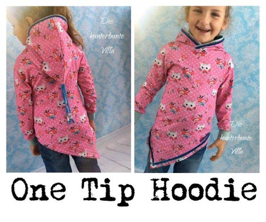 Produktfoto 18 von MiToSa-Kreativ für Schnittmuster Kombi E-Book One Tip Shirt / Hoodie Gr 34 - 52 & 74 - 164