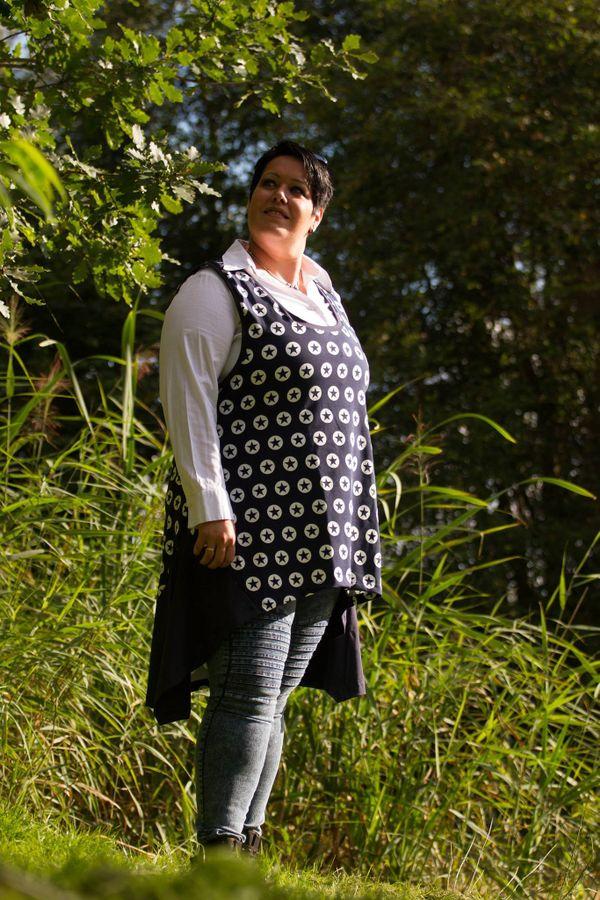 Produktfoto 3 von Mamili1910 für Schnittmuster Oversize Shirt Lennja Mama & Kind