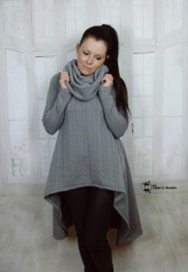 Produktfoto 5 von Mamili1910 für Schnittmuster Oversize Shirt Lennja Mama & Kind