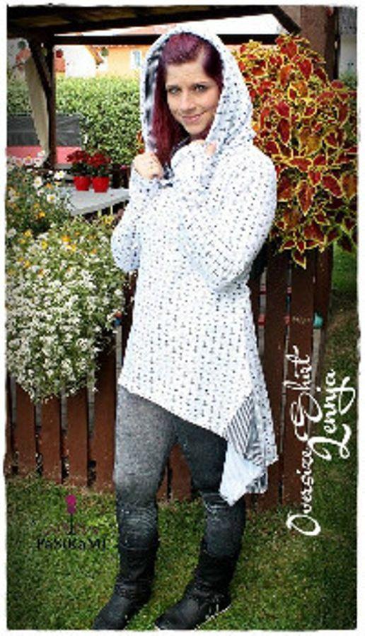Produktfoto 11 von Mamili1910 für Schnittmuster Oversize Shirt Lennja Mama & Kind