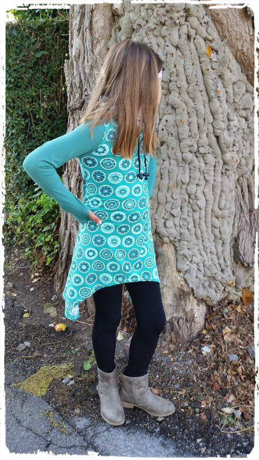 Produktfoto 15 von Mamili1910 für Schnittmuster Oversize Shirt Lennja Mama & Kind
