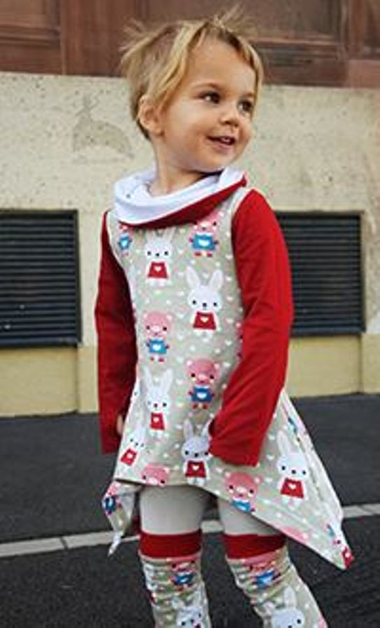 Produktfoto 17 von Mamili1910 für Schnittmuster Oversize Shirt Lennja Mama & Kind