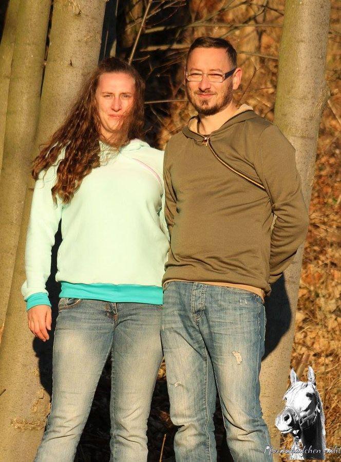 Produktfoto 3 von Mamili1910 für Schnittmuster Kombipaket Mister Henning & Lady Hennja