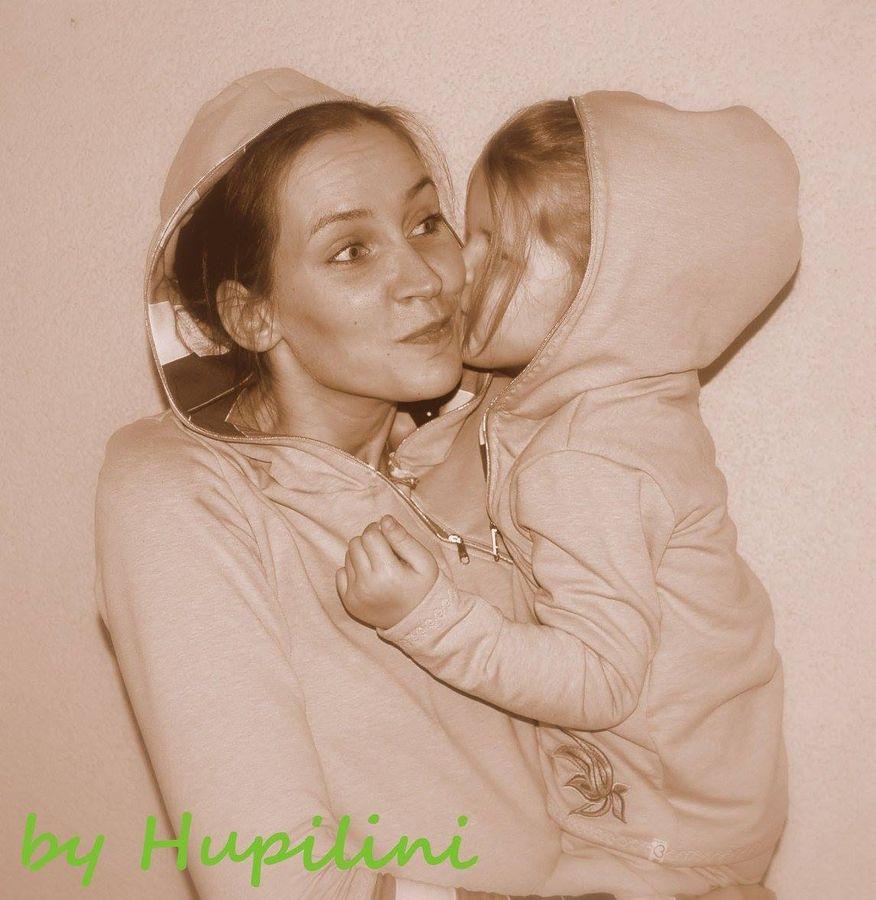 Produktfoto 2 von Mamili1910 für Schnittmuster  Paket Lady Hennja & Little Henning/Hennja