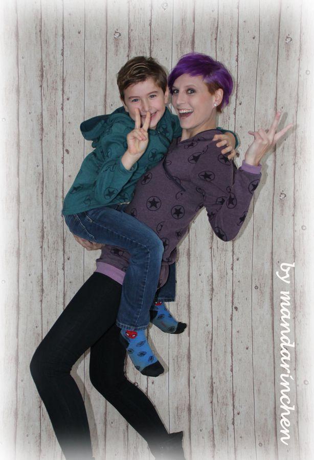 Produktfoto 5 von Mamili1910 für Schnittmuster  Paket Lady Hennja & Little Henning/Hennja