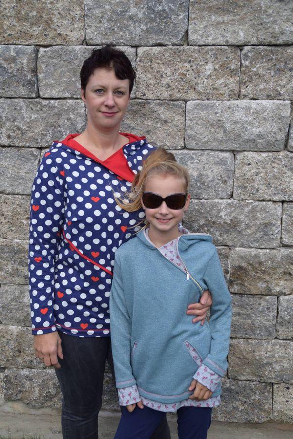 Produktfoto 6 von Mamili1910 für Schnittmuster  Paket Lady Hennja & Little Henning/Hennja