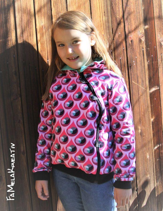 Produktfoto 10 von Mamili1910 für Schnittmuster Kombi-EBook Lady Johanna & Little Johanna/Jonas
