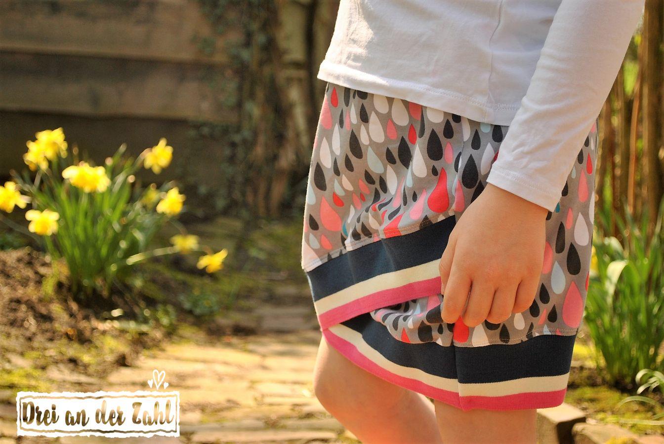 Produktfoto 2 von MiToSa-Kreativ für Schnittmuster Kombi E-Book Shabby Skirt Ladies und Kids Gr. 34-52 / Gr. 74 - 164
