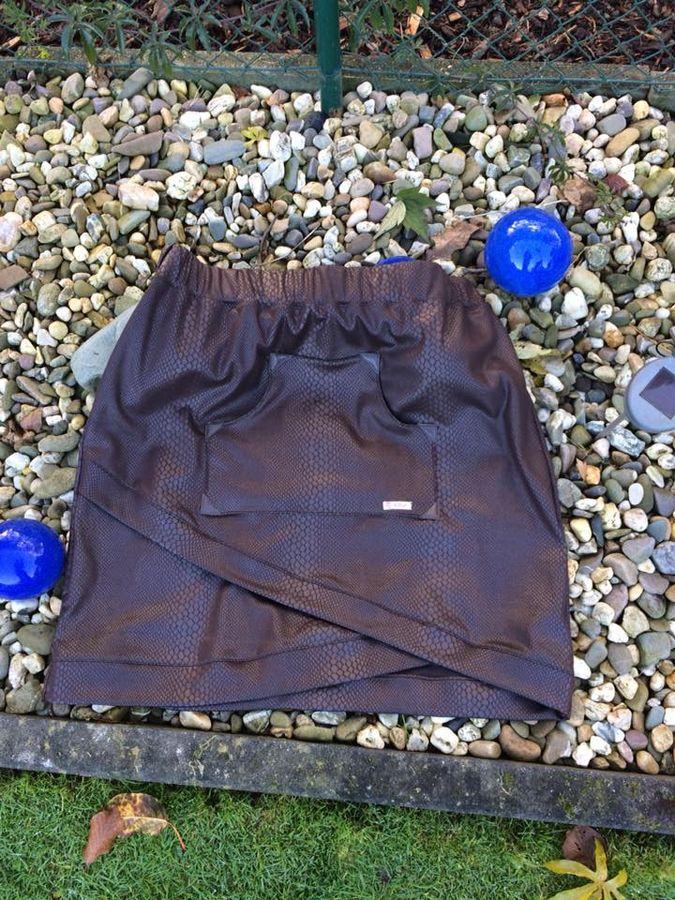 Produktfoto 5 von MiToSa-Kreativ für Schnittmuster Kombi E-Book Shabby Skirt Ladies und Kids Gr. 34-52 / Gr. 74 - 164