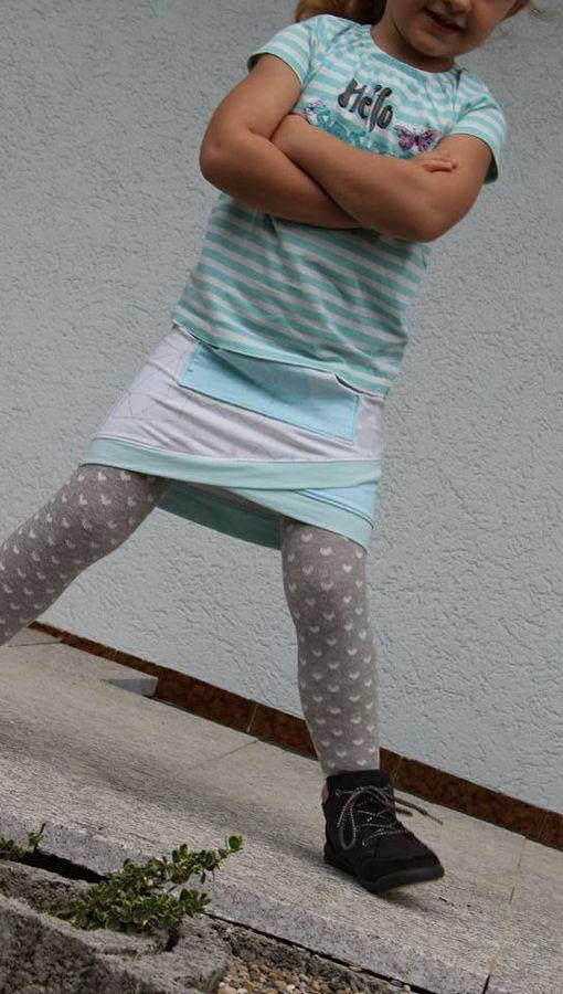 Produktfoto 11 von MiToSa-Kreativ für Schnittmuster Kombi E-Book Shabby Skirt Ladies und Kids Gr. 34-52 / Gr. 74 - 164