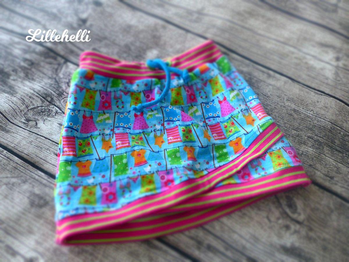 Produktfoto 21 von MiToSa-Kreativ für Schnittmuster Kombi E-Book Shabby Skirt Ladies und Kids Gr. 34-52 / Gr. 74 - 164