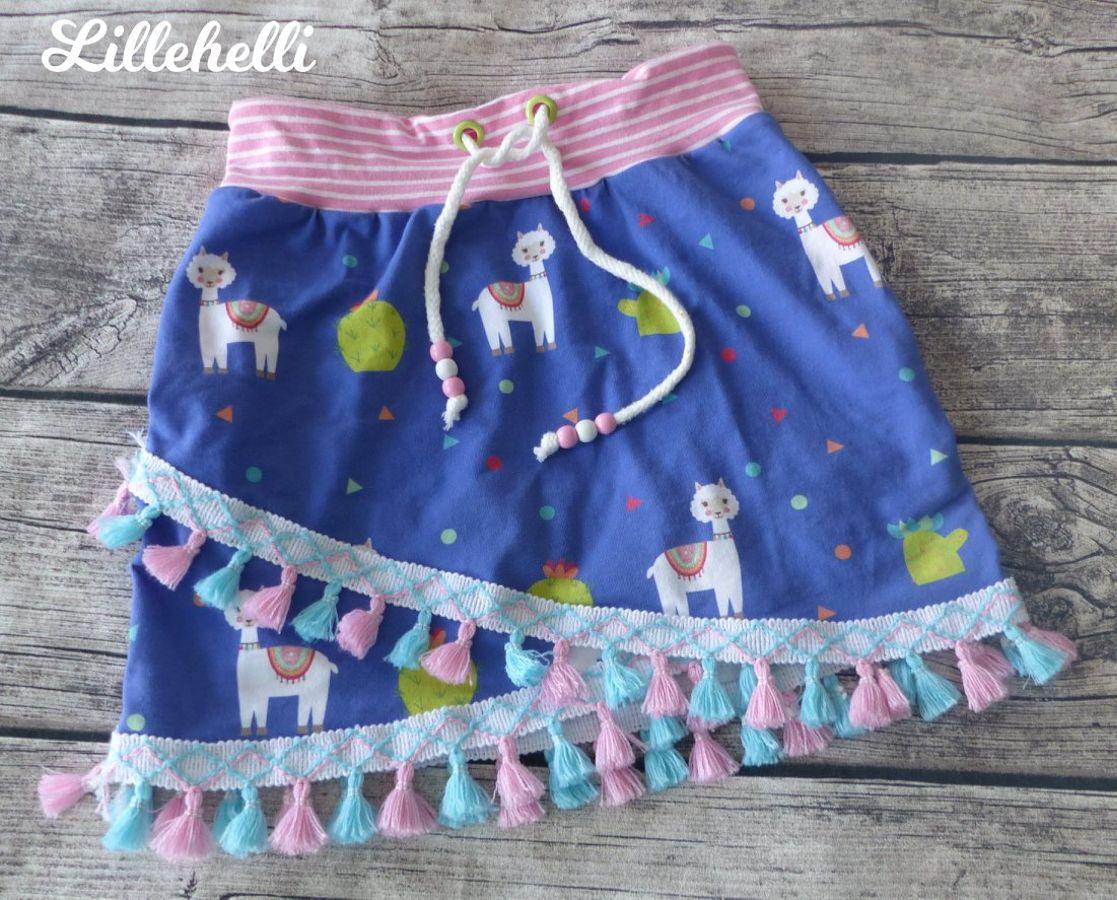 Produktfoto 22 von MiToSa-Kreativ für Schnittmuster Kombi E-Book Shabby Skirt Ladies und Kids Gr. 34-52 / Gr. 74 - 164