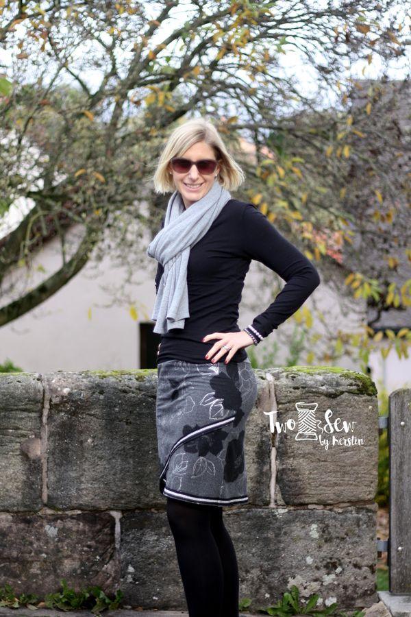 Produktfoto 27 von MiToSa-Kreativ für Schnittmuster Kombi E-Book Shabby Skirt Ladies und Kids Gr. 34-52 / Gr. 74 - 164