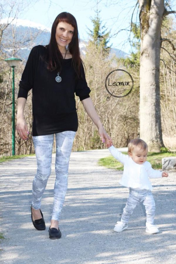Produktfoto 3 von Nähcram für Schnittmuster Leggings MissLeggy und MiniLeggy Nähanleitung und Schnittmuster