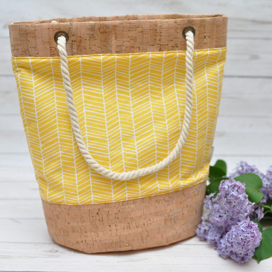 Produktfoto 5 von Zucker & Zimt Design für Schnittmuster Kombi-Paket Tasche Finley & Othello