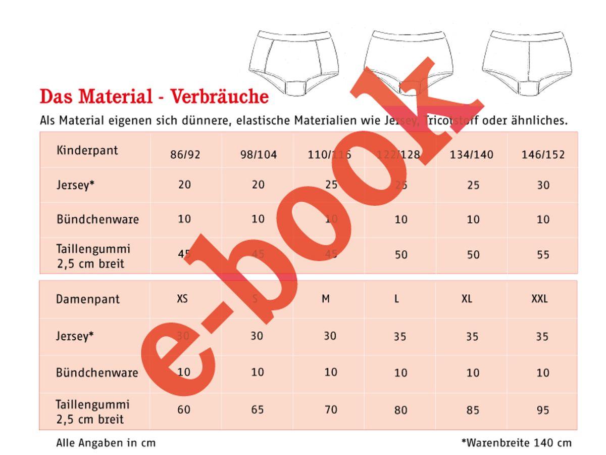 Produktfoto 2 von STUDIO SCHNITTREIF für Schnittmuster FRAU MARLA & MARLA Pants im Partnerlook