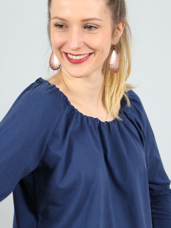 Produktfoto 10 von STUDIO SCHNITTREIF für Schnittmuster EMMA & FRAU EMMA Raglanshirts im Partnerlook