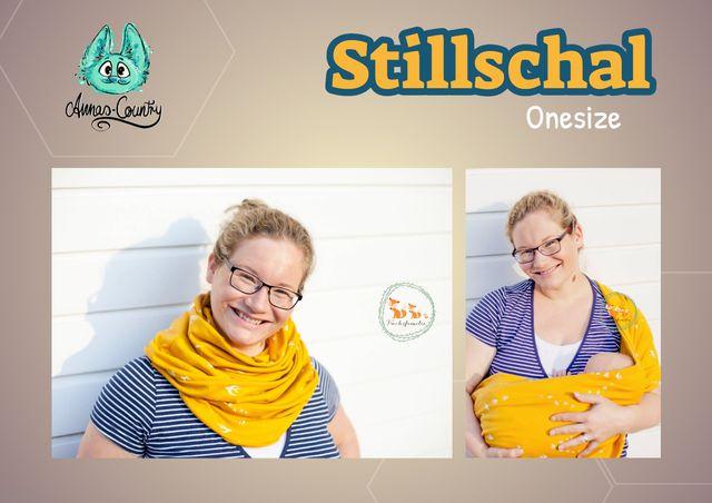 Produktfoto von Annas-Country zum Nähen für Schnittmuster Still-Schal