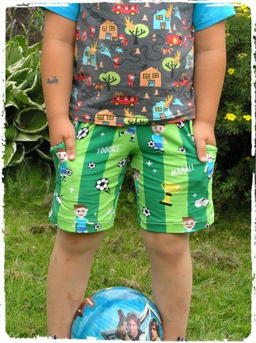 Produktfoto von Mamili1910 zum Nähen für Schnittmuster Hose SummerBreeze