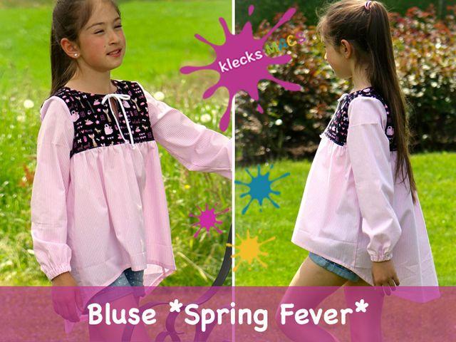 Produktfoto von klecksMACS zum Nähen für Schnittmuster Spring Fever