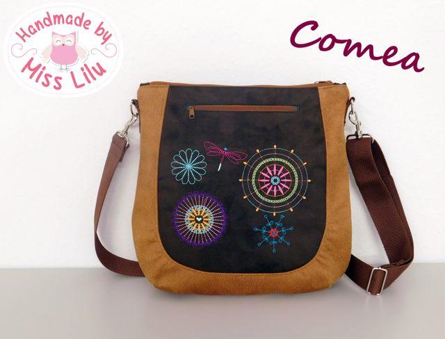 Produktfoto von Handmade by Miss Lilu zum Nähen für Schnittmuster Comea