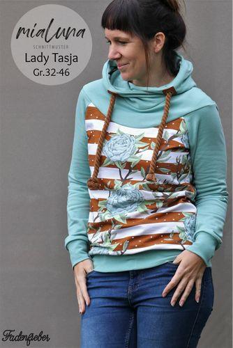 Produktfoto von mialuna zum Nähen für Schnittmuster Lady Tasja