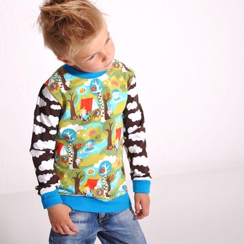 Produktfoto von Leni Pepunkt zum Nähen für Schnittmuster Shirt eaSy 2.0