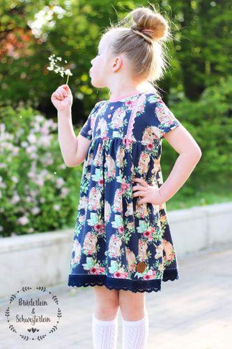 Produktfoto von FrleinFaden zum Nähen für Schnittmuster Kleid Elma