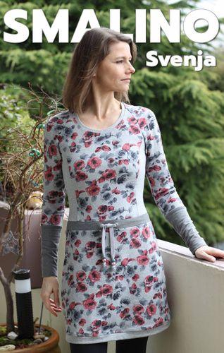 Produktfoto von Smalino für Schnittmuster Damenkleid Svenja