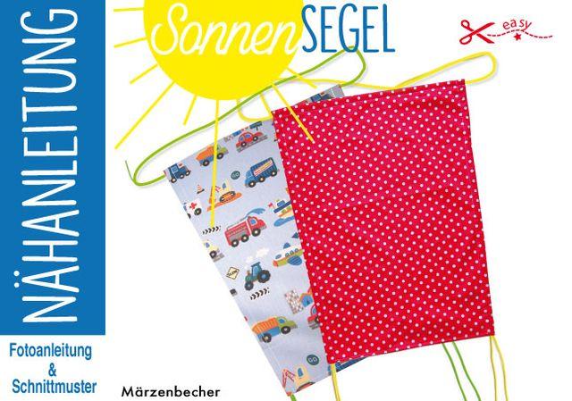 Produktfoto von Märzenbecher für Schnittmuster SonnenSegel