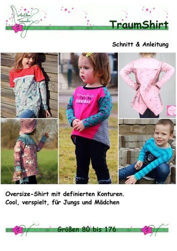 Produktfoto von AmElina Träumelie für Schnittmuster TraumShirt