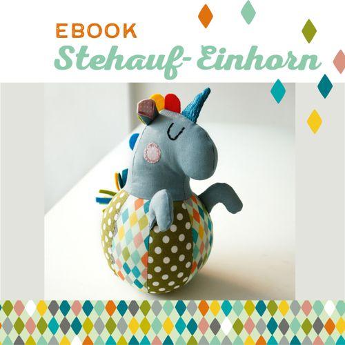 Produktfoto von käselotti für Schnittmuster Stehauf-Einhorn