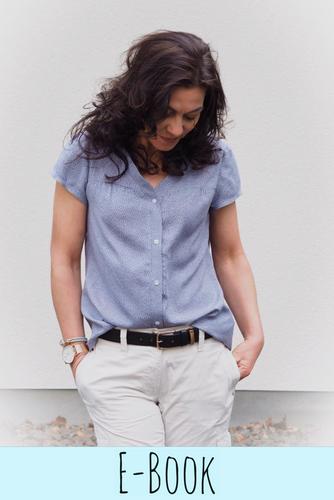 Produktfoto von Finas Ideen zum Nähen für Schnittmuster Blusenliebe