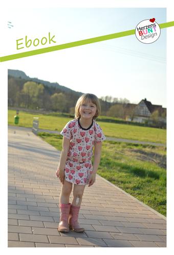 Produktfoto von Herzensbunt Design für Schnittmuster Sunny Side Up - Sweet Girls