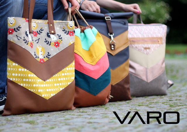 Produktfoto von Hansedelli für Schnittmuster Varo