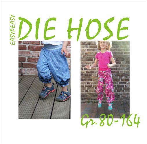Produktfoto von STOFFwechsel für Schnittmuster EasyPeasy - die Hose