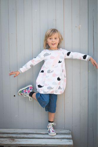 Produktfoto von MiToSa-Kreativ zum Nähen für Schnittmuster Sidecut Kleid / Tunika