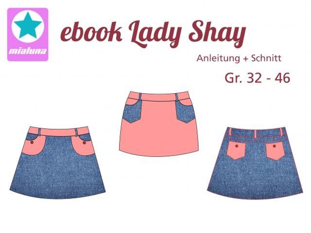 Produktfoto von mialuna für Schnittmuster Lady Shay