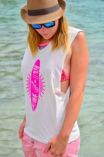 Produktfoto von textilsucht für Schnittmuster Das Beachshirt