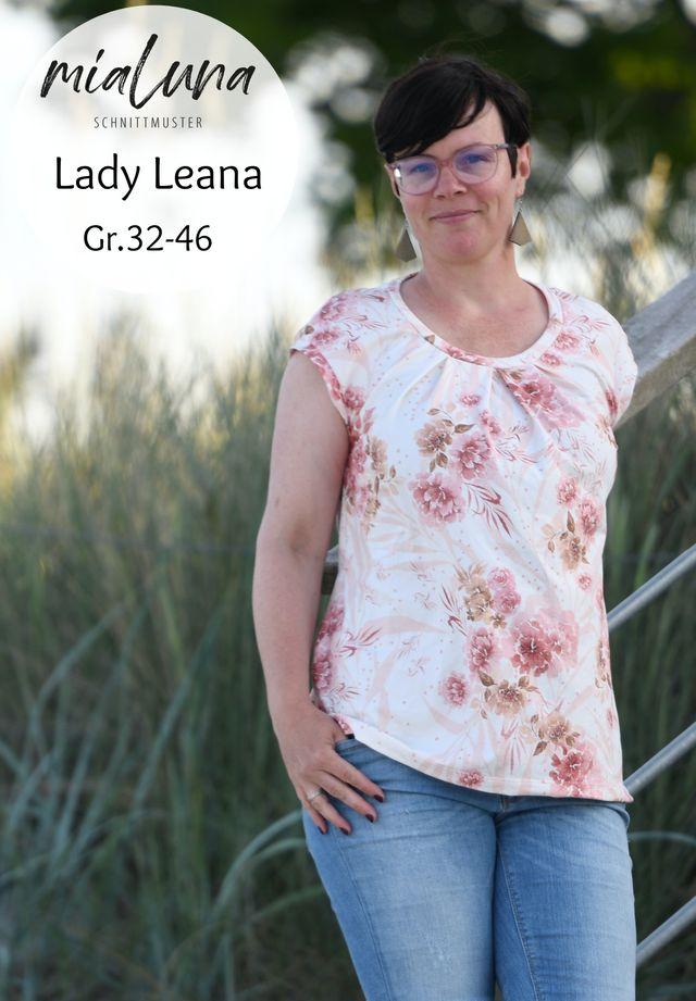 Produktfoto von mialuna zum Nähen für Schnittmuster Lady Leana