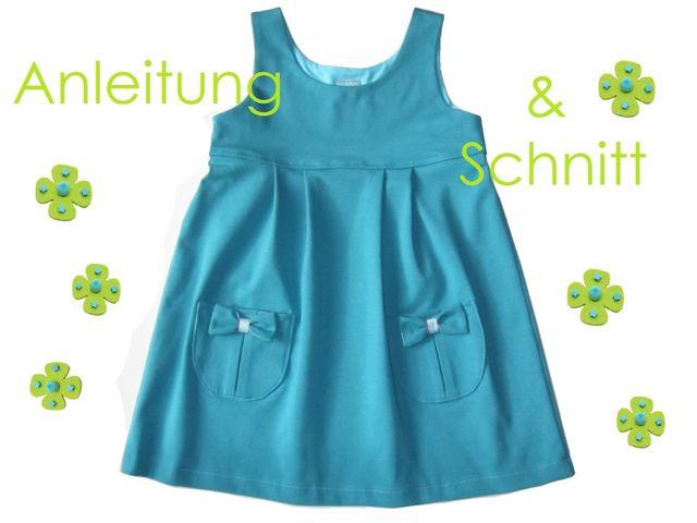 Produktfoto von Lunicum zum Nähen für Schnittmuster Trägerkleid
