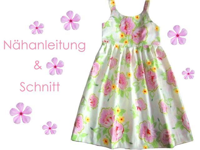 Produktfoto von Lunicum für Schnittmuster Kleid Lilly