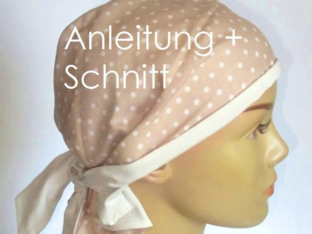 Produktfoto von Lunicum zum Nähen für Schnittmuster Wende-Piratentuch