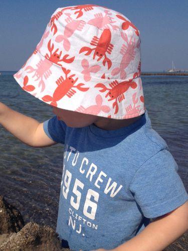 Produktfoto von Windschnittich zum Nähen für Schnittmuster Sonnenhut