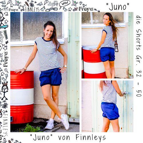 Produktfoto von Finnleys für Schnittmuster Juno