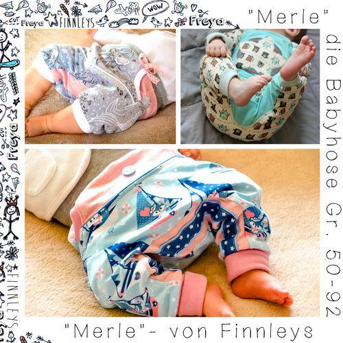 Produktfoto von Finnleys für Schnittmuster Merle
