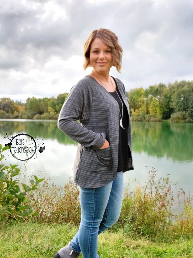 Produktfoto von Nähcram zum Nähen für Schnittmuster MissCardy