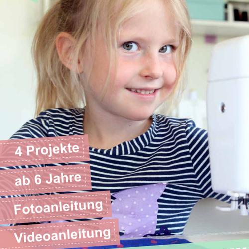 Produktfoto von Anni Nanni zum Nähen für Schnittmuster AnniNanni Kindernähschule