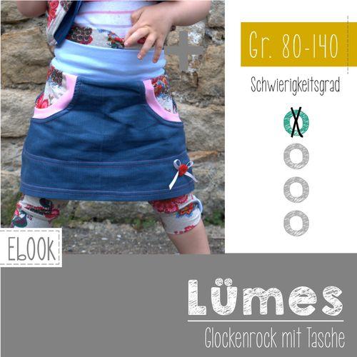 Produktfoto von FeeFee zum Nähen für Schnittmuster Lümes
