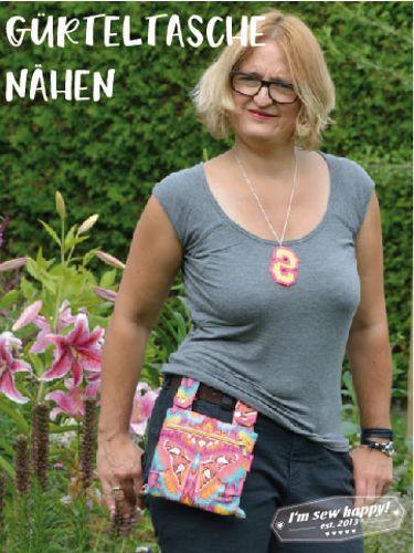 Produktfoto von I'm sew happy! zum Nähen für Schnittmuster Multimade Bag